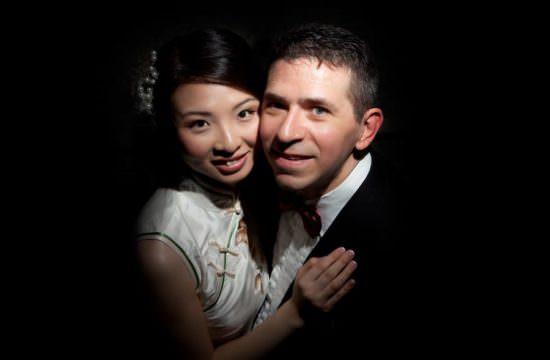 Engagement shoot at Aldwark Manor
