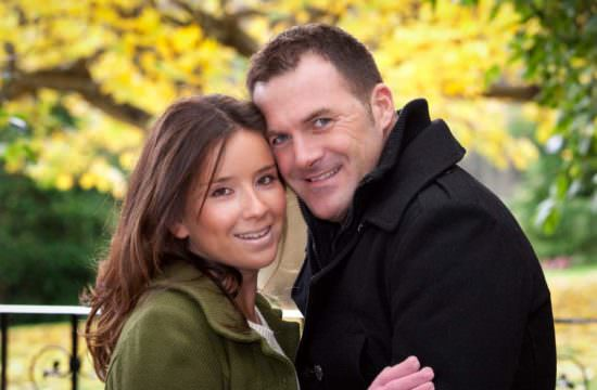 Engagement Shoot for Hazlewood Castle. Yorkshire Wedding Venue.