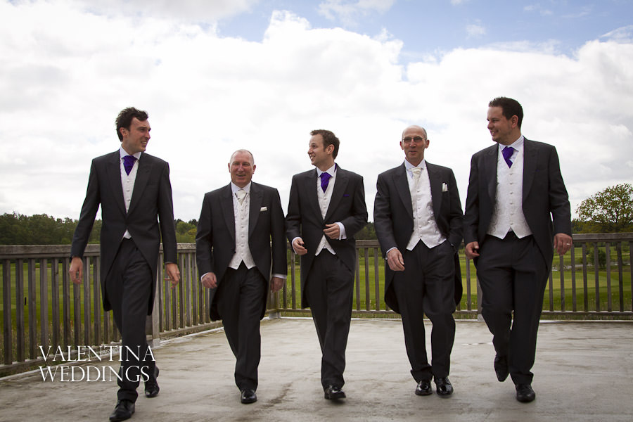 Yorkshire Wedding Photography at Sandburn Hall near York