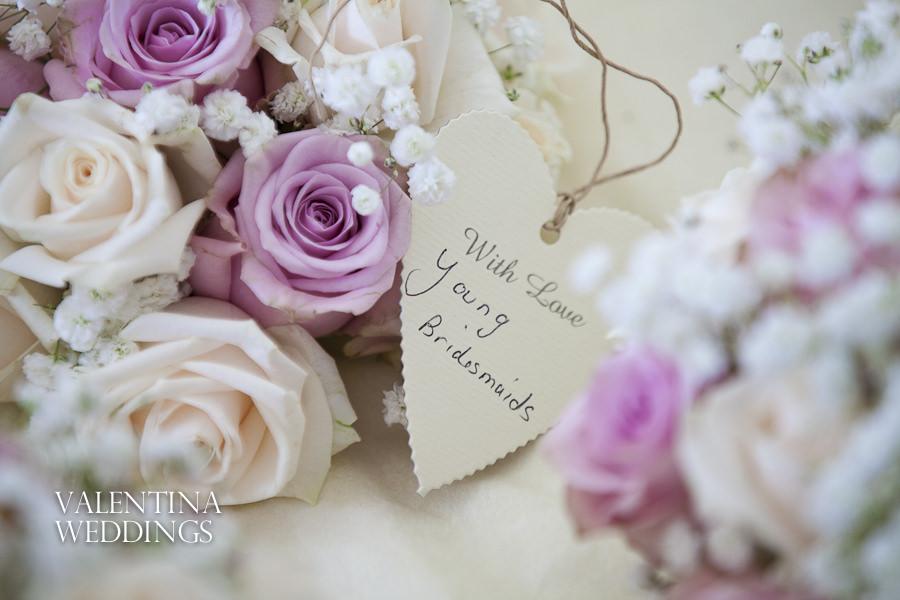Goldsborough Hall wedding photography by Valentina Weddings.