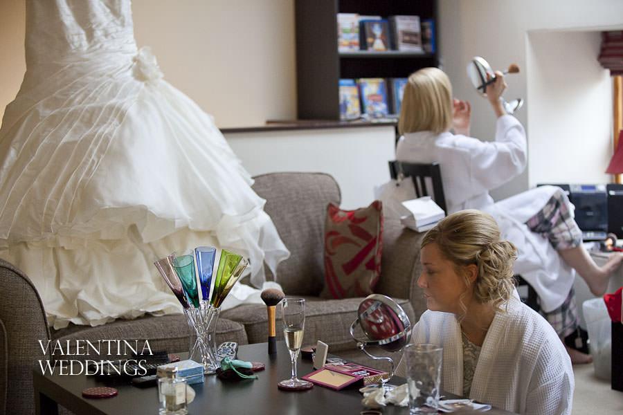 Wood Hall Wedding | Yorkshire Wedding Photographer | Valentina Weddings