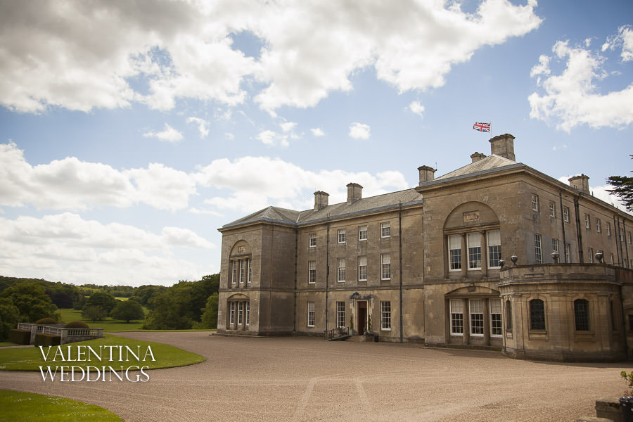 Sledmere House | Valentina Weddings | Yorkshire Wedding