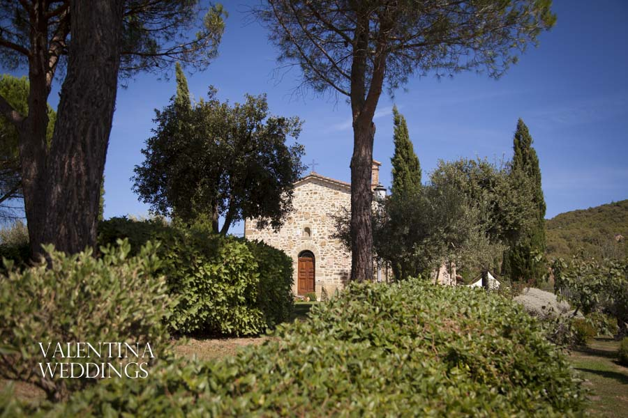 Valentina Weddings | Romantic Italian Weddings | Villa San Crispolto