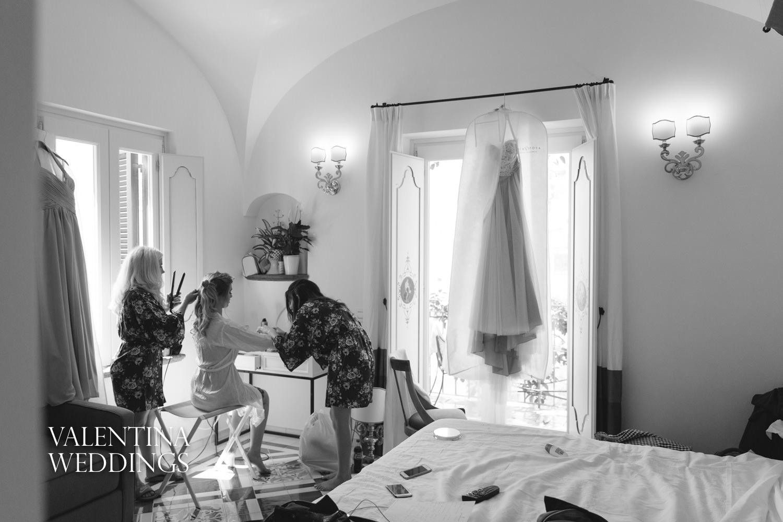 Palazzo Murat wedding